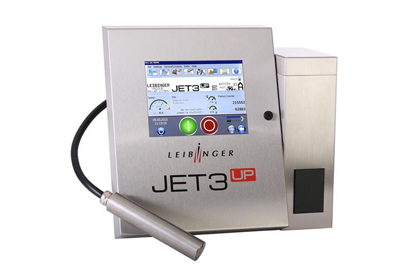 jet3up ecuador impresión industrial de inyección continua